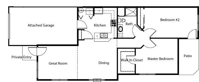 Westridge Commons Apartments Gt Floor Plans